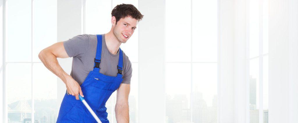 Sprzątanie osiedli mieszkaniowych