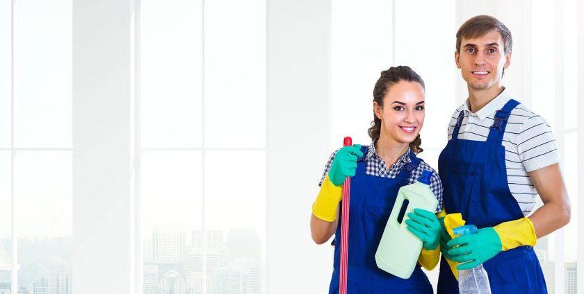 Sprzątanie biur i obiektów przemysłowych